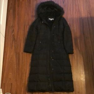 DKNY ankle length jacket